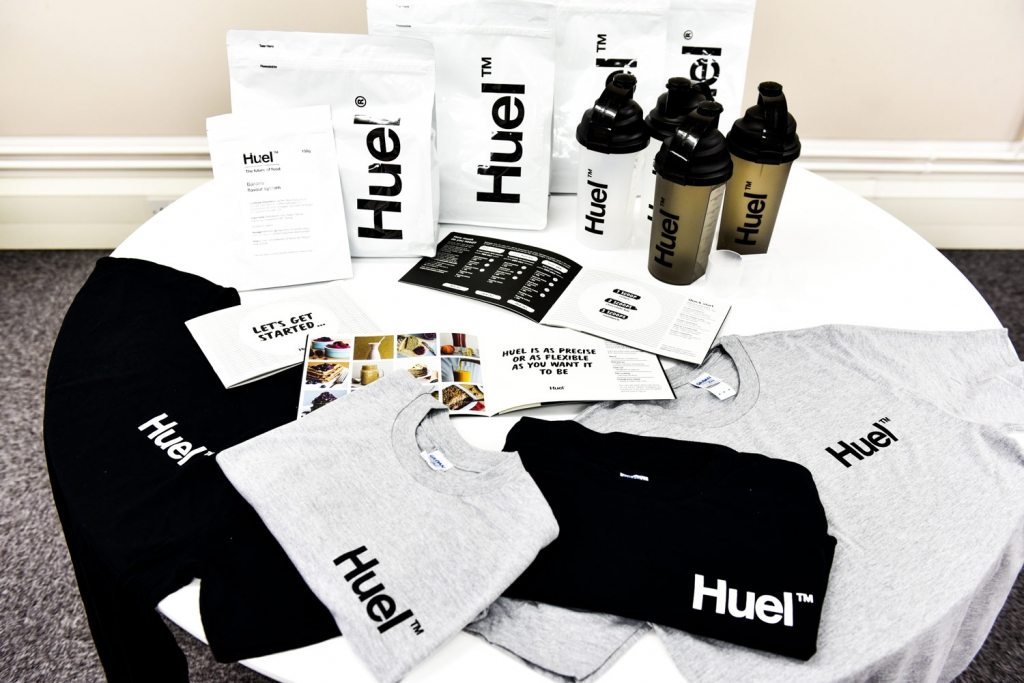 We took delivery this morning of a range of their products so we can see them in the flesh!